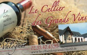 LE CELLIER DES GRANDS VINS