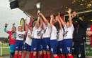 Les filles de l'ASV CHAMPIONNES de la MANCHE