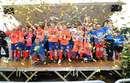 L'équipe Foot pour Tous remporte la Coupe de la Manche